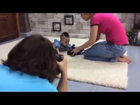 Mẹo chụp hình cho bé có những bức ảnh đẹp