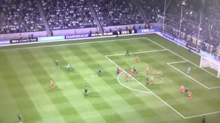 Fifa 15 Fenerbahçe Olympiakos CL Group Stage İncredable Goal Abdennour