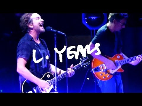 Pearl Jam - Light Years, Barcelona 2018 (Edited & Official Audio)