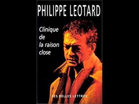 Clin d'oeil à Philippe Léotard