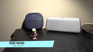 Fugoo Style, Bose Micro, Bose Revolve