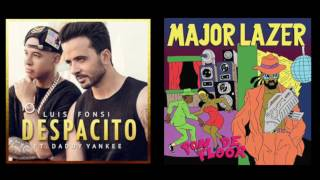 Luis Fonsi vs. Major Lazer - Despacito Pon De Floor (Mike Candys Mashup)