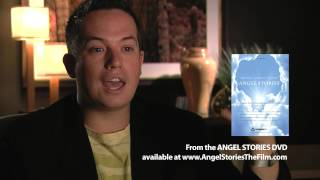 "ANGEL STORIES - ""Angels will often take the form of a child""."