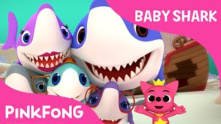 Baby Shark | Shark Family U0026 Photographer Mr. Octopus | Animal Songs |  PINKFONG Songs