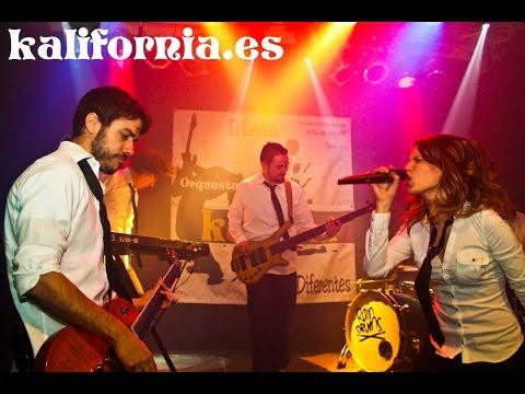 Kalifornia quinteto