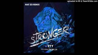Arty feat. Ray Dalton (Mat Zo) - Stronger