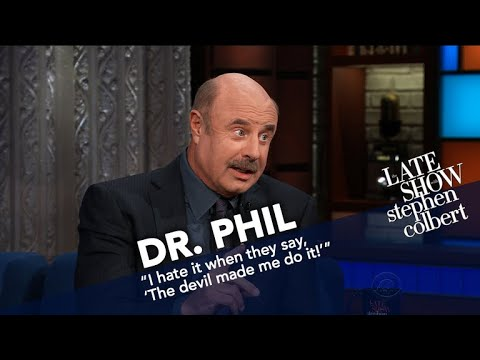 Dr. Phil Discusses Harvey Weinstein, Sex Addiction