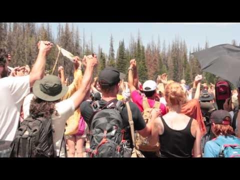 Rainbow Gathering 2014