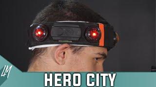 Hero City - Laser Tag Tutorial