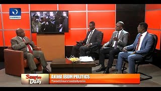 APC, PDP Chieftains Face-Off Over Akpabio's Defection Pt.1 |Sunrise Daily|