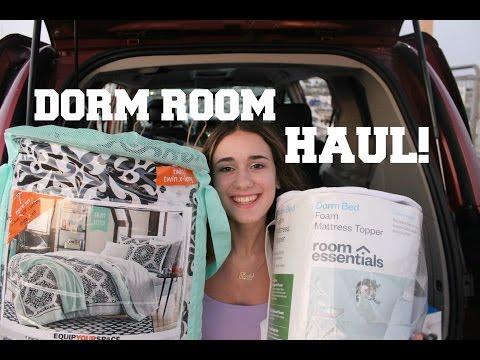 HUGE Back to College Dorm Room Haul!