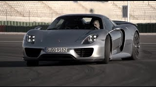 The Porsche 918 Spyder Tested  - CHRIS HARRIS ON CARS