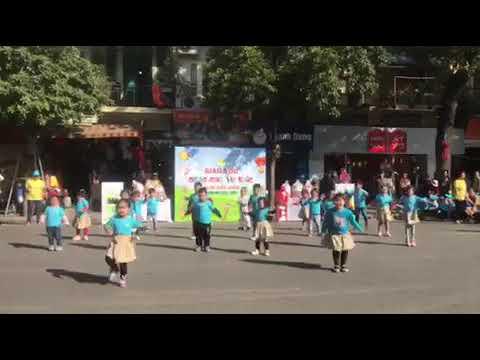 Nhảy Flasmos B1- MN Đinh Tiên Hoàng