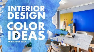 Interior Design Ideas | TOP 6 Color Trends 2018 | Home Decoration And Wall Decor Ideas