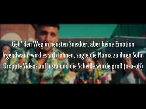 ERENCAN X BATU - WIR ROLLEN (Official HQ Lyrics) (Text)