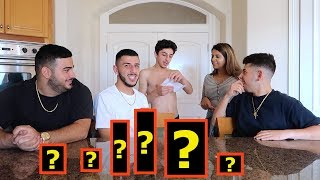 EXTREME REAL LIFE WOULD YOU RATHER!! (He threw up)
