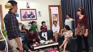 Hậu trường Ngôi sao khoai Tây: Huy Khánh chịu quẩy thì Gin Tuấn Kiệt chỉ có thể lặng im ngồi nhìn