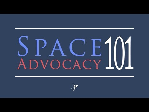 Take our free online course - Space Advocacy 101