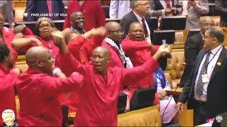 No Confidence Debate In Jacob Zuma - The Beginning