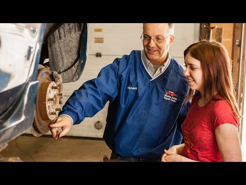 Ron's Auto Repair Center video