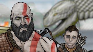 God of War Parody: Godlike