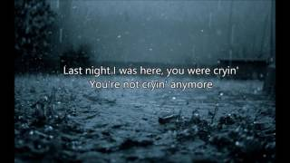 Ryan Adams   Dirty Rain Lyrics