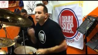 ARK Heal the waters John Macaluso drums