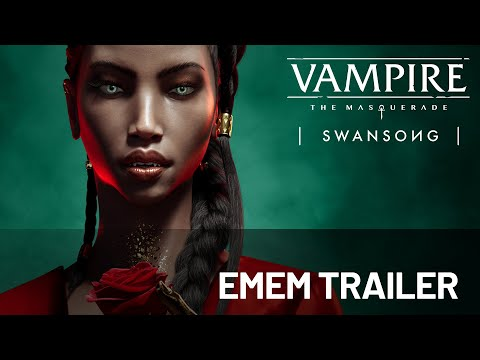 Vampire: The Masquerade – Swansong : Emem Character Trailer