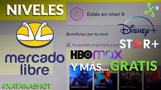 MERCADO LIBRE te da Star+ y Disney+ GRATIS: las promociones de sus niveles EXPLICADOS