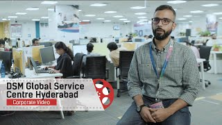 DSM Global Service Centre Hyderabad | Corporate Video