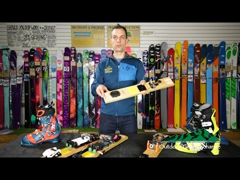 Gear Review: NTN Telemark Ski Bindings 101