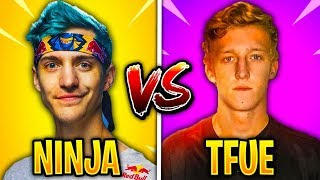 Top 10 MOST EXTREME Fortnite STREAMER BATTLES Caught Live on Twitch!