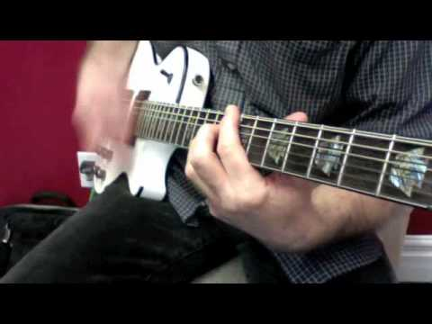 Blues Guitar Lessons • Chord Substitution Part Two