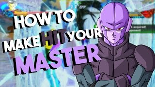 HOW TO MAKE HIT YOUR MASTER IN XENOVERSE 2- LEARN TIMESKIP
