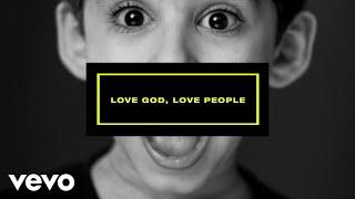 Danny Gokey   Love God Love People (Lyric Video) Ft. Michael W. Smith