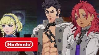 Nintendo Fire Emblem: Three Houses - ¡El pase de expansión ya está disponible!  anuncio