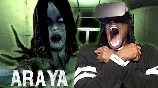 HORRIFYING VR EXPERIENCE IN A THAI HOSPITAL    ARAYA CHAPTER 1 Oculus Rift