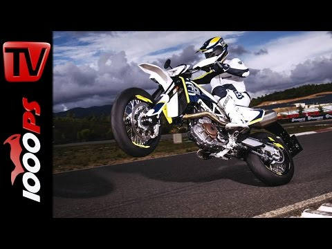 Husqvarna 701 Supermoto Review 2016