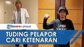 Sempat Dikecam karena Bela Jokowi soal Kerumunan di NTT, dr Tirta Tuding Pelapor Hanya Numpang Tenar
