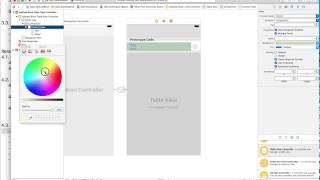 Basic iPhone - Swift 3: Module 5 - Address Book - Iteration 4 - Display List of Contacts 4/8