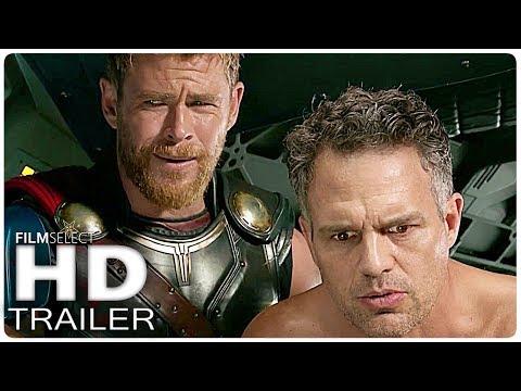 THOR RAGNAROK: Der stärkste Avenger Trailer (Marvel 2017)