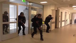Croatian Medical Response To Major Incidents MRMI 2017