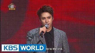 BEAST - 12:30 / It's a Beautiful Night | 비스트 - 12시30분 / 아름다운 밤이야 [Music Bank HOT Stage / 2014.11.12]