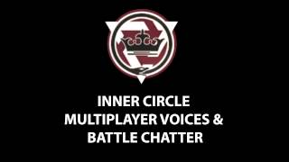 Modern Warfare 3 - Inner Circle Multiplayer Voices & Battle Chatter