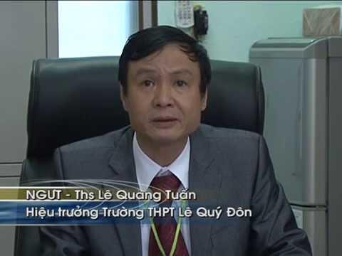 Phóng sự 15 năm trường THPT Lê Quý Đôn