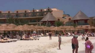 preview picture of video 'Carols Beau Rivage Hotel - Marsa Matrouh Egypt'