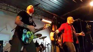 Spirit & RedWolf - Fueled [Anthrax cover] (20.02.2016) fragment