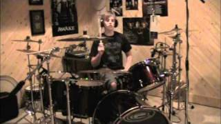 Disciple - Dear X, You Don't Own Me - Drum Cover - Brooks