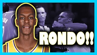 RAJON RONDO CAREER FIGHT/ALTERCATION COMPILATION