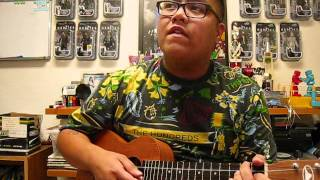 Where Is The Love - Black Eyed Peas Ft. Justin Timberlake (Ukulele One Take)